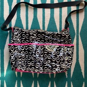 Kate Spade Bow Diaper Bag